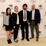 H J Machine and Pattern was one of the two finalists for CAMSC Technology Innovation Award